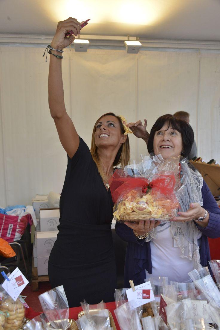 I dolci di Buttiero con la dolce Vilma e la dolce Serena (Ph. Foto Studio Azais)