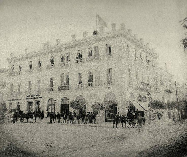 ΑΘΗΝΑ, 1900. Σταδίου και Κοραή