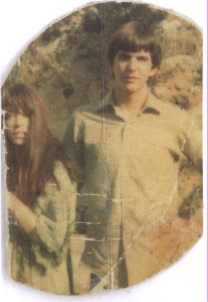 Gram Parsons and Nancy Ross | When They Were Young ...