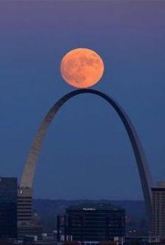 St. Louis, Missouri Arch