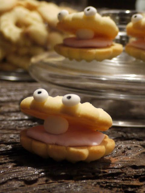las ostras barrocas - Aliter Dulcia