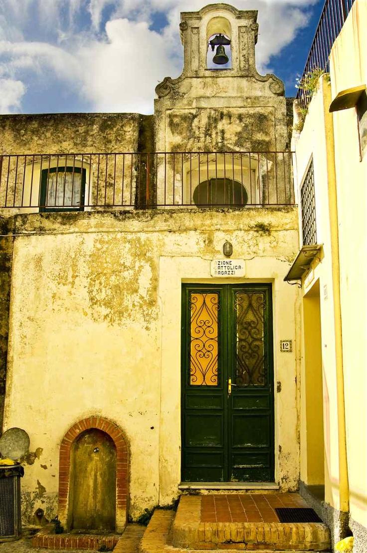 Alley Anacapri Italy