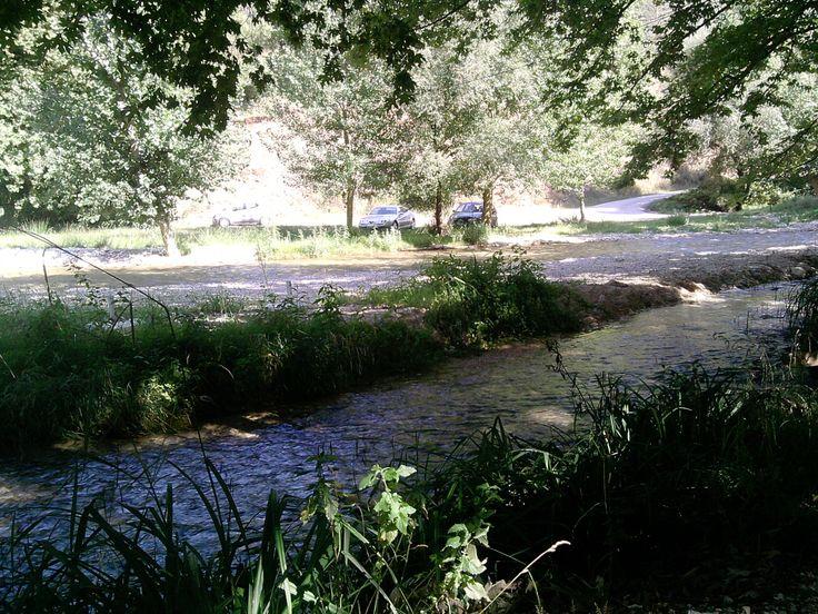 Louros river in Ioannina