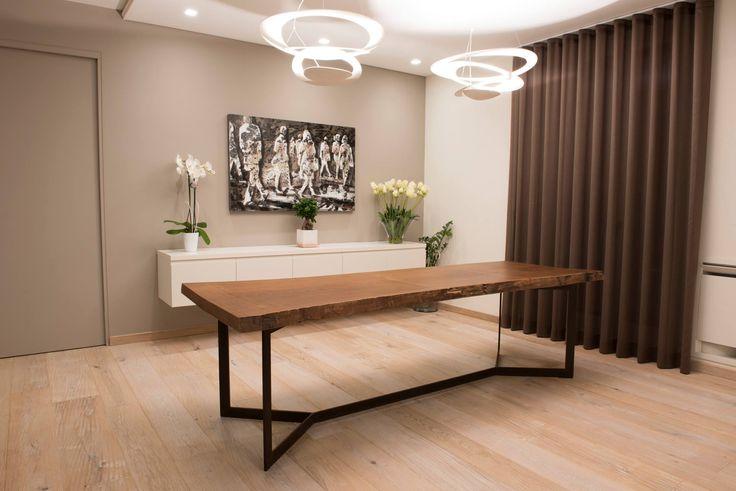 Mischiare stili differenti genera un ambiente unico ed elegante. info@gioacchinobrindicci.it  Credit ph: Falegnamo