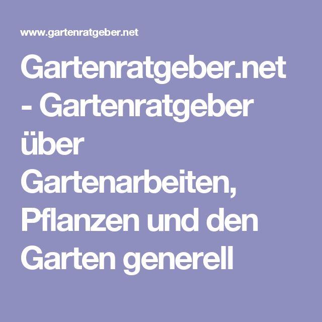 Gartenratgeber  8 best Alltag mit Katzen images on Pinterest | Garden, Ideas and ...
