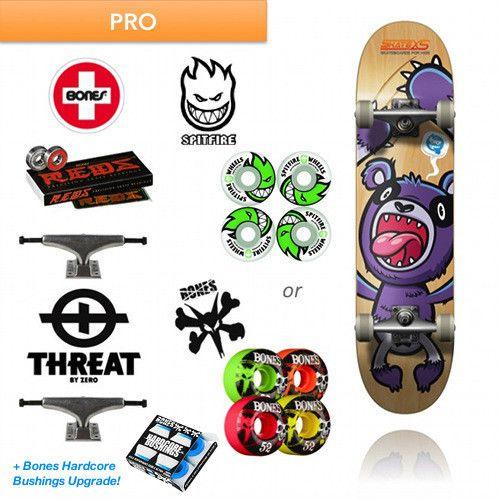 What Are the Best Beginner Skateboards for Kids?: SkateXS Complete Skateboards