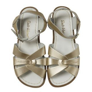 Shoes :: Saltwater Sandals - Gold - Lellow Kids - Canberra