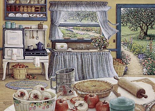 Apple Pie Harvest...Janet Kruskamp