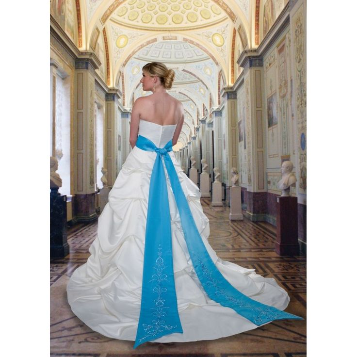 35 best tiffany blue wedding images on pinterest for Ice blue wedding dress