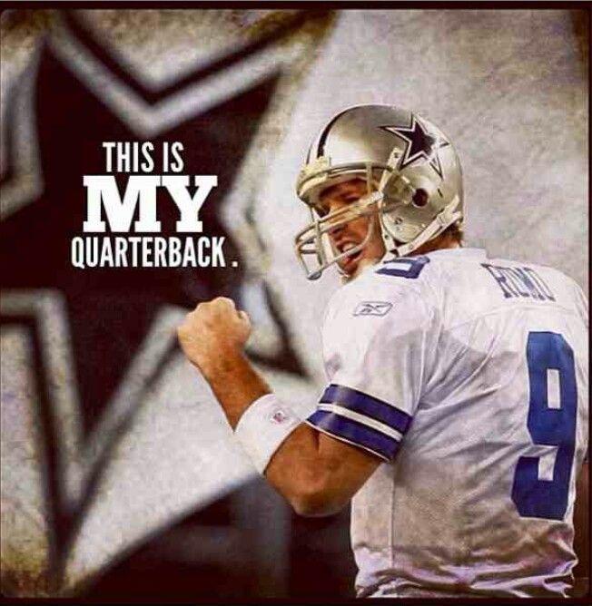 Tony Romo passes Legendary QB Troy Aikman as the All Time Leader in Passing Yards with 32, 971 for the Dallas Cowboys. Also he completed 90% of his passes a single season record in the last 10 years (since Kurt Warner). He is married to Miss Missouri, a Miss America Pageant Contestant. #Champion #hateonthebest #VivaRomo!