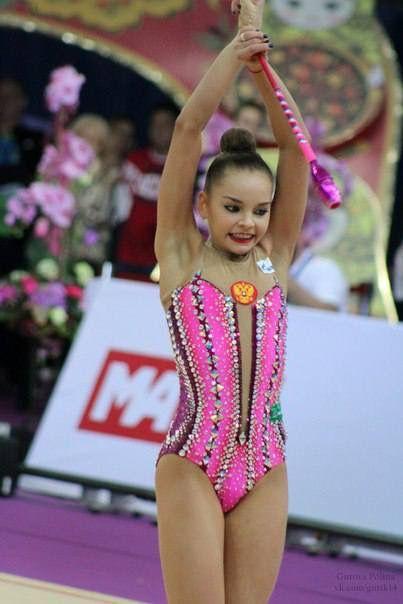 Arina AVERINA (Russia) ~ Clubs @ Russian National Championship 2017 @ Penza ☘☘  Photographer vk.com/Vika Popova_rg.