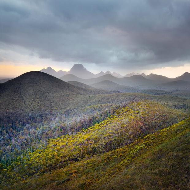 Stirling Range, Australia -- perfect story setting ^.^