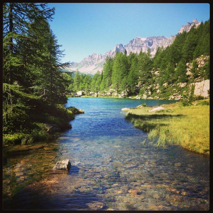 Alpe Devero in Baceno, Piemonte