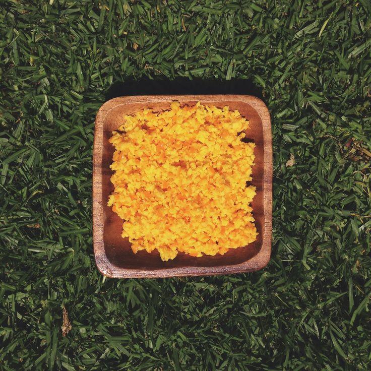Citru - Cáscara de naranja triturada