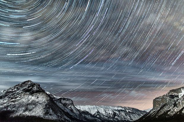 How to Create Dazzling Star Trails Photos, From Start to Finish