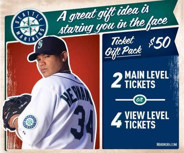 Seattle mariners free game give giveaways