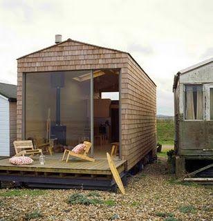 Beach Hut, Whitstable, England