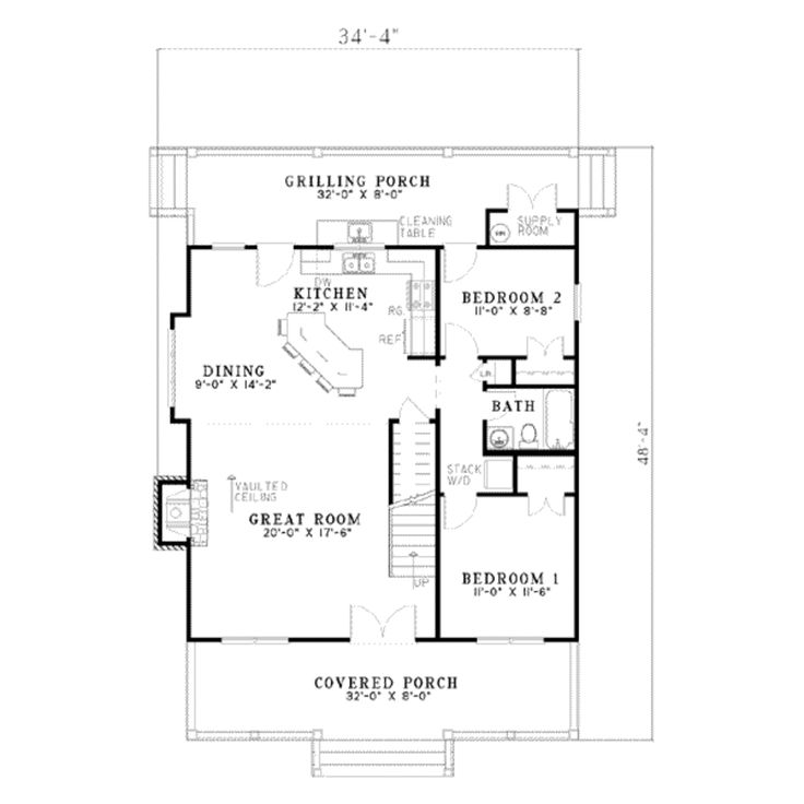 New House Plans 2014 109 best small house plans images on pinterest | small house plans