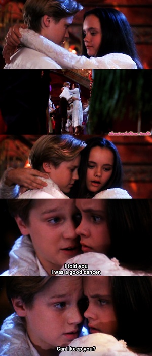 Casper... I loved this movie. I am so happy @Ana G. Bateman got it for me for my bday! =)