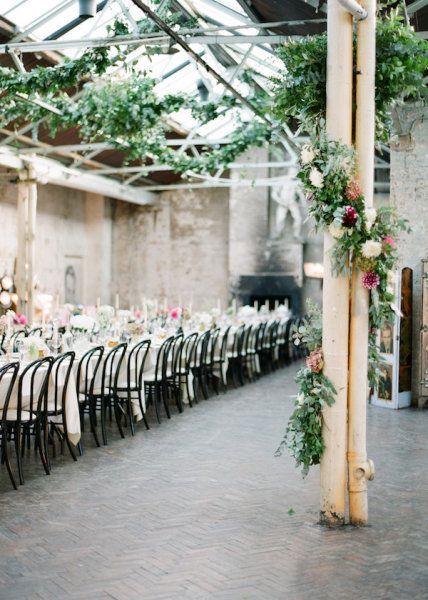 London Wedding - dalston reception