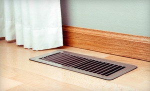 Groupon - Air-Duct Cleaning for Up to 12 Vents or Air-Duct Cleaning and Dryer-Vent Cleaning from Quality Air (Up to 86% Off) in Redeem from Home. Groupon deal price: $39.0.00