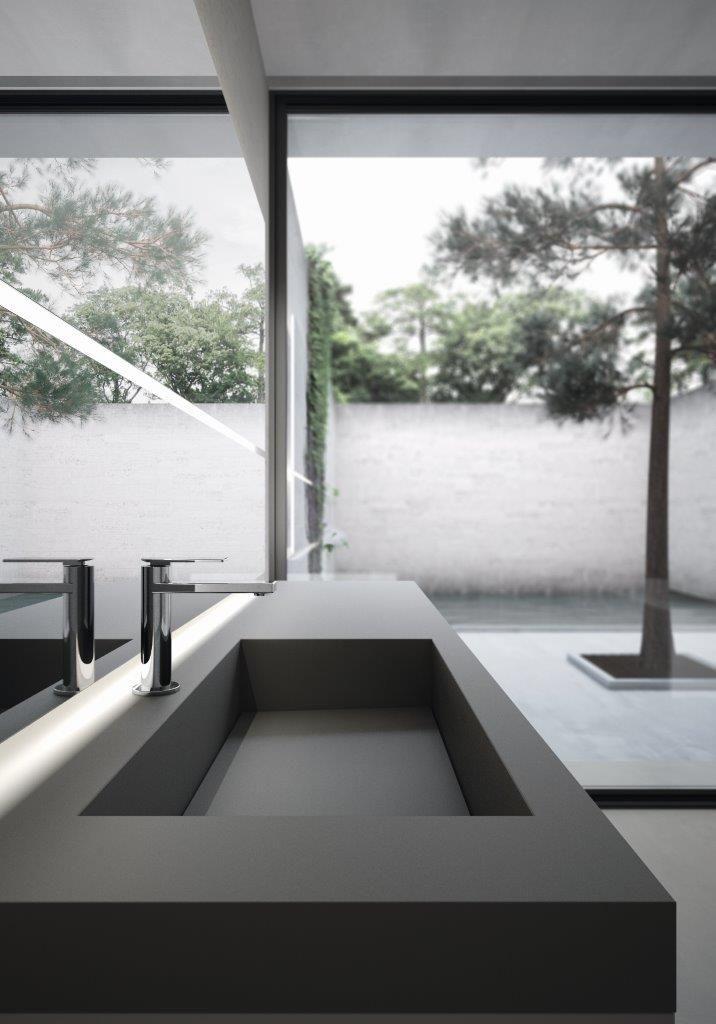 Die besten 25+ Badezimmermöbel holz Ideen auf Pinterest - klug badezimmer design stauraum organisieren