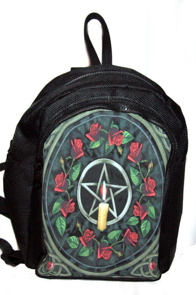 Hátitáska, hátizsák, pentagramma