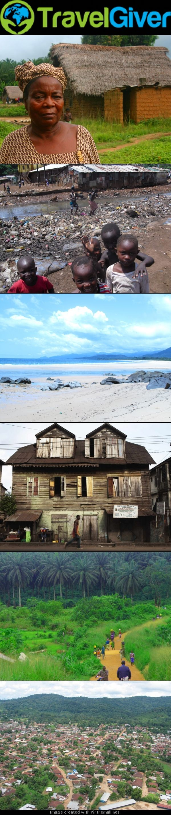Give to projects in Sierra Leone when you travel, it costs you no extra. TravelGiver.com - the website for the socially conscious traveller.