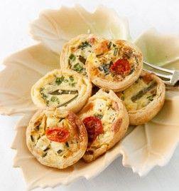 Antipasto Tart | 4 Ingredients