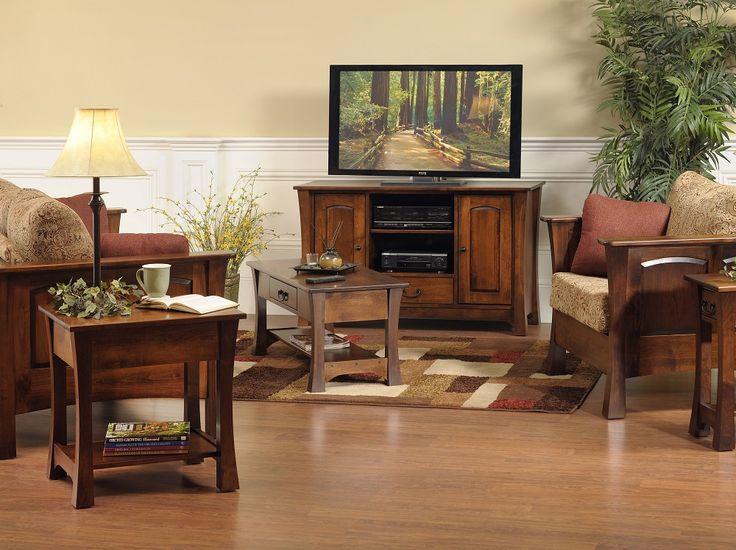 87 best Furniture images on Pinterest | Amish furniture, Living ...
