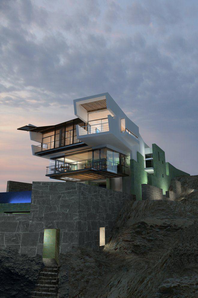 Lefevre Beach House | Punta Misterio, Peru | Longhi Architects