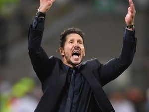 Diego Simeone not giving up on Champions League semi-final