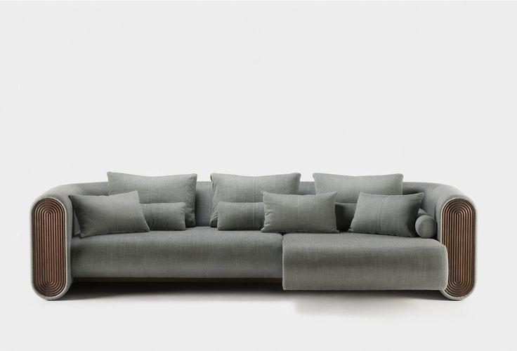 Viewing autoban 280cl cr union corner unit sofa product for Canape plural