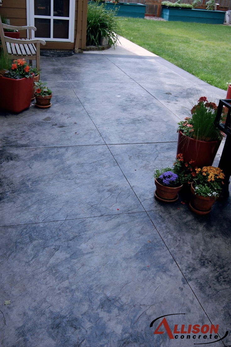 17 best images about driveway on pinterest stamped for Best solution to clean concrete driveway