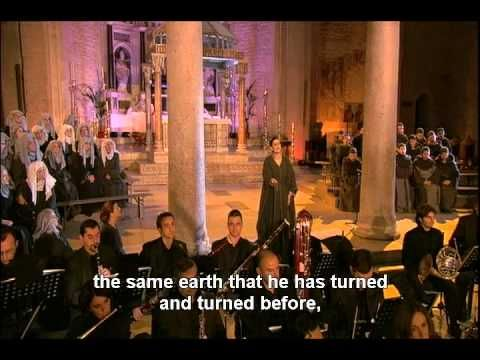 Ildebrando Pizzetti:  Murder in the Cathedral (1957) - opera based on the T.S. Eliot play