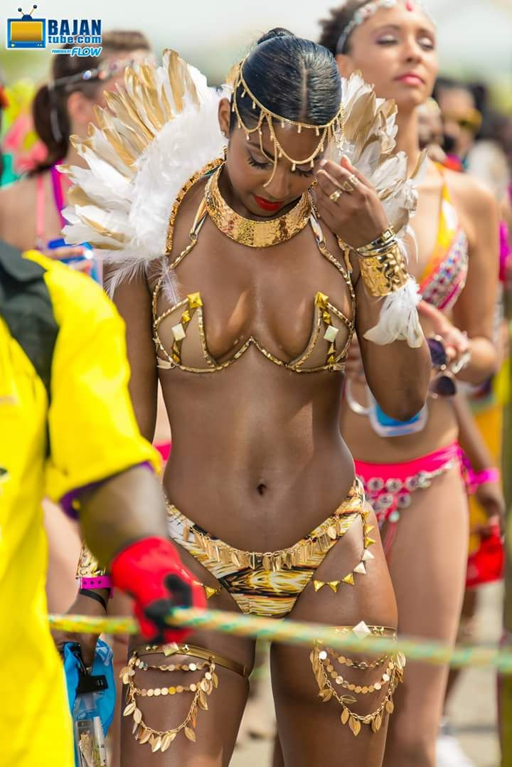 from Chris naked girls in carnival