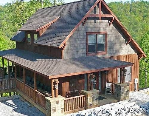 25 best ideas about rustic houses exterior on pinterest for Rustic barn plans