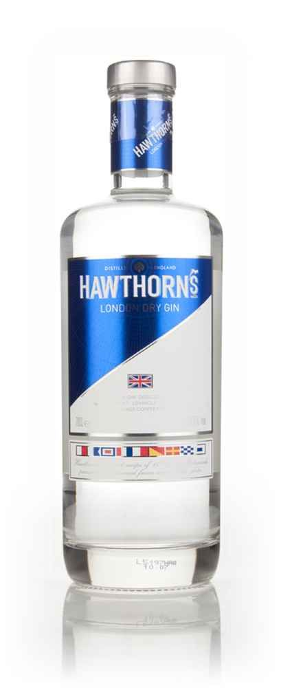 Hawthorn's London Dry Gin - Master of Malt - Recommended by Dan
