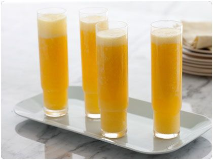 Mango Bellini by Curtis Stone | Drinks Drinks and more Drinks | Pinte ...