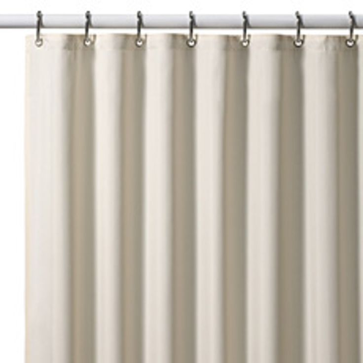 Best Products: Hotel Shower Curtain Liner