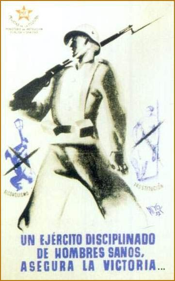Spain - 1936-39. - GC - poster - Ramon Puyol