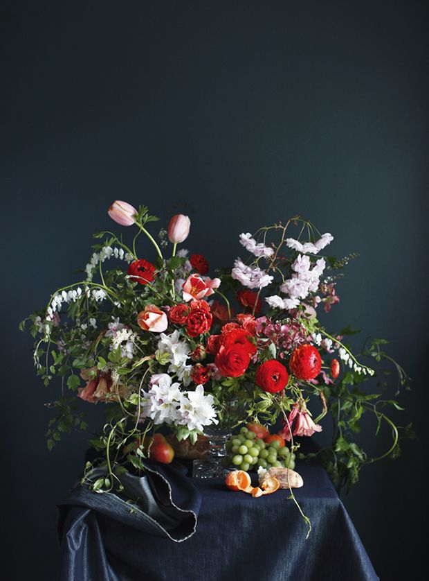 22 Gorgeous Oversized Floral Centrepieces // see them all on www.onefabday.com