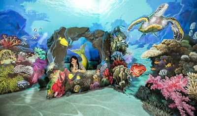 PERGIPEDIA  - Museum 3D DMZ (Dream Museum Zone) Bali . Bali memang mempunyai berbagai macam tempa...