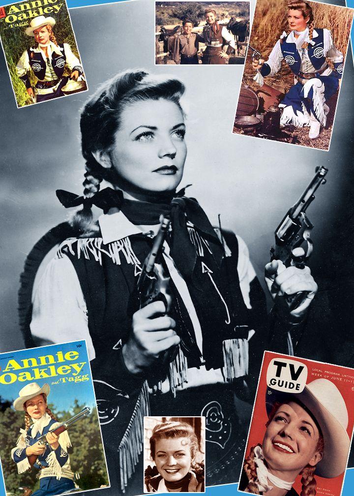 Citaten Annie Guide : Best images about gail davis annie oakley on