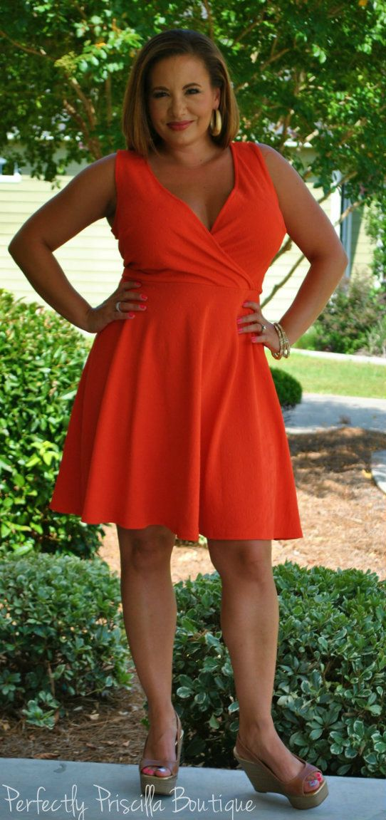 Perfectly Priscilla Boutique - Give Me A Twirl Dress, $45.00 (http://www.perfectlypriscilla.com/give-me-a-twirl-dress/)