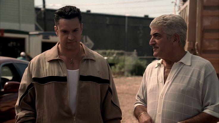 The Sopranos, Unidentified Black Males   Episode aired 2 May 2004 Season 5 | Episode  9, Chris Caldovino. Billy Leotardo, Frank Vincent. Phil Leotardo