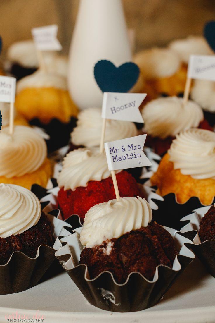 Wedding bundtinis by nothing bundt cakes at lantana golf