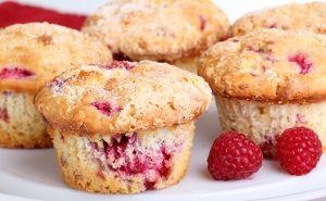3 malzemeli muffin
