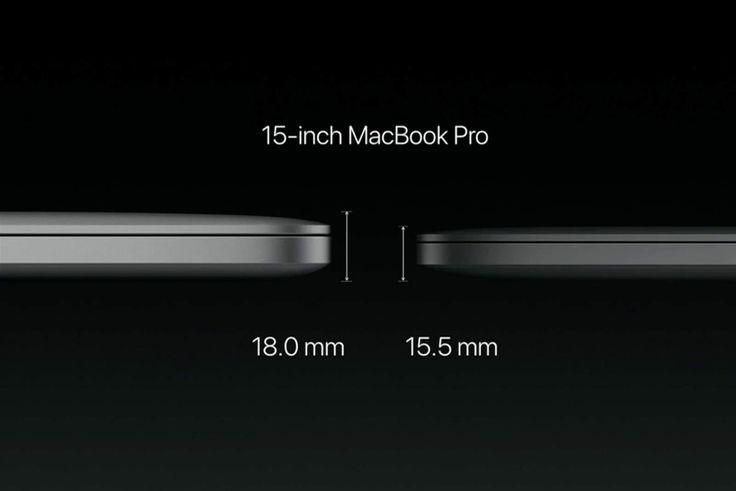 Hello Again – MacBook Pro Thin