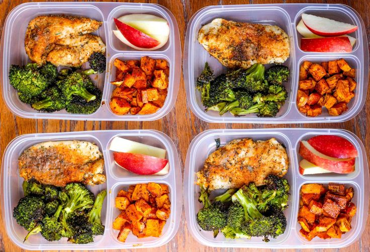 meal prep lunch bowls